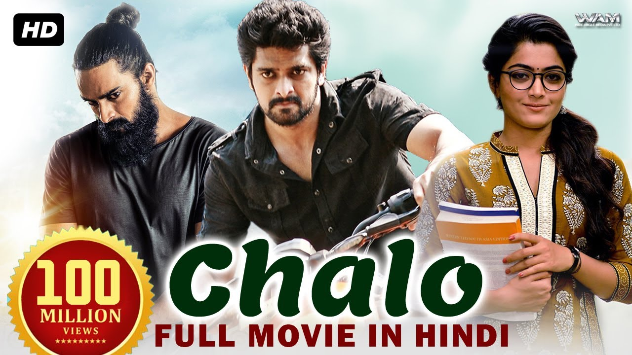 Chalo (2018) Latest South Indian Full Hindi Dubbed Movie