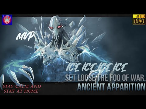 Ancient Apparition THE MVP ICE ICE ICE