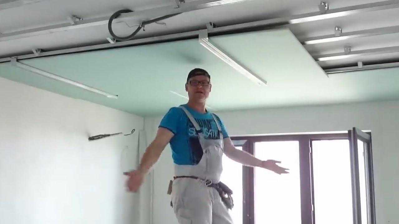Гипсокартон монтаж своими руками потолок фото 659