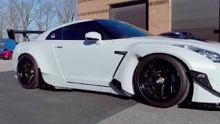 Rocket Bunny Nissan GTR Godzilla APAC