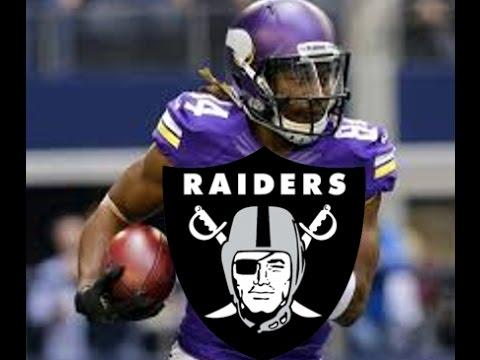 Minnesota Vikings Lose Their Pro Bowl Reciever