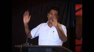 Slum Soccer : Vijay Barse at TEDxIIMRaipur