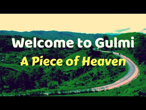 Beautiful Places of Gulmi (Video)