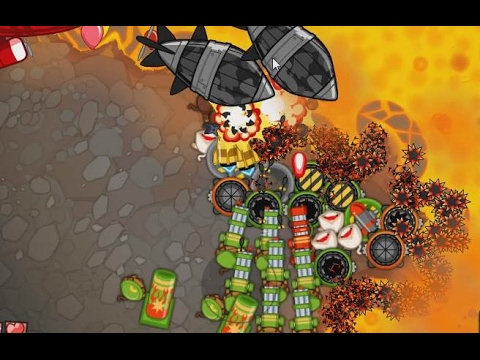 VOLCANO DDT - THE TIME HAS COME - Bloons Monkey City