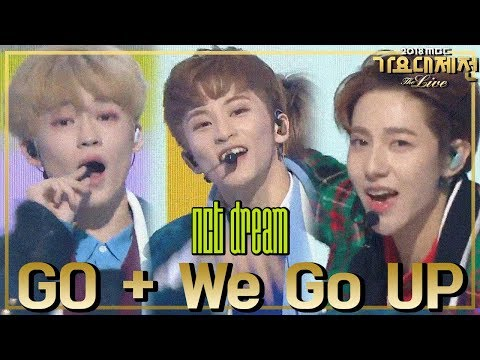 [HOT] NCT DREAM - Intro + Go+ We Go UP  , 엔시티 드림 -  Intro + Go+   We Go UP