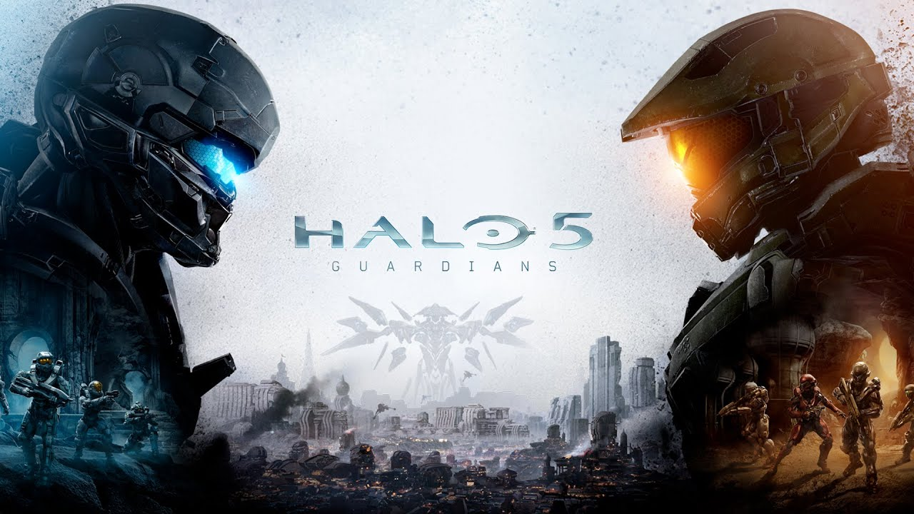Halo 5: Guardians - CUSTOM MAIN THEME (Halo Canticles + Blue Team + The  Trials Mix)