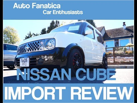 Nissan Cube REVIEW 2019 (2002 - 2008) Import To The UK | Not What I Expected