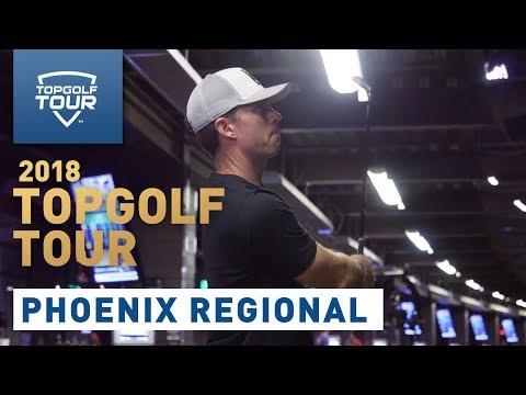 2018 Topgolf Tour | Phoenix Regional | Topgolf