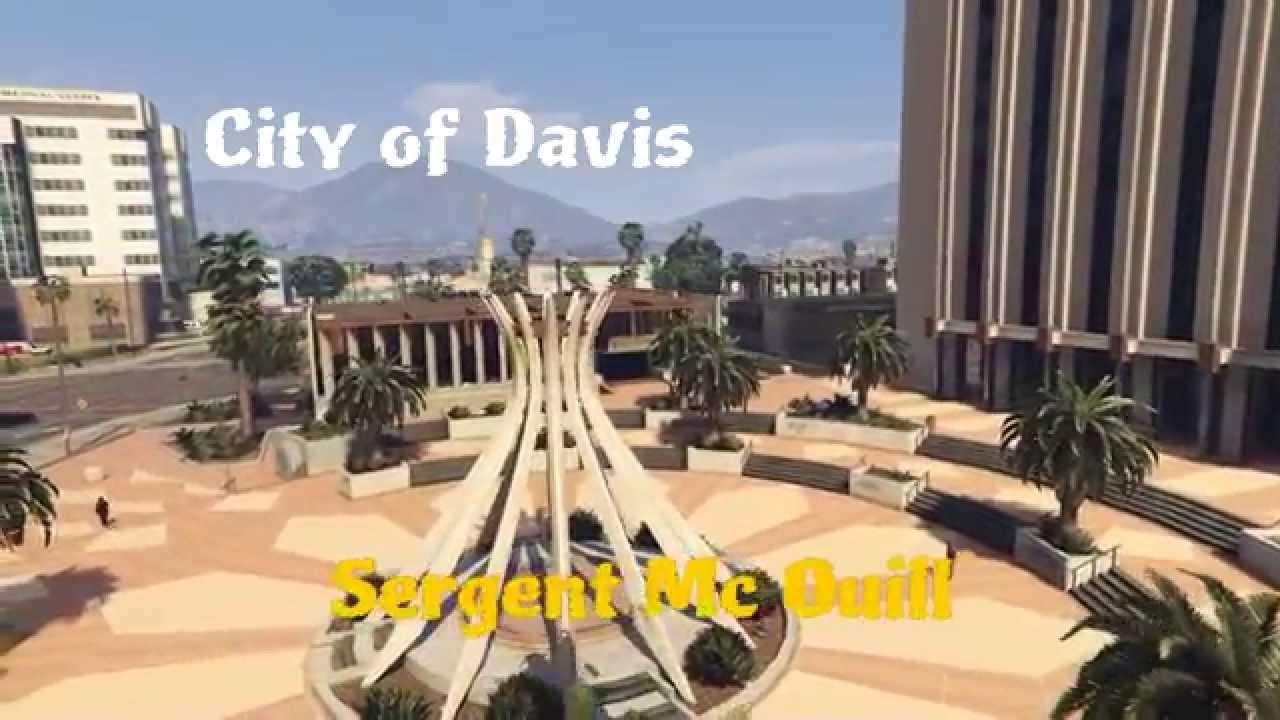city of davis youtube