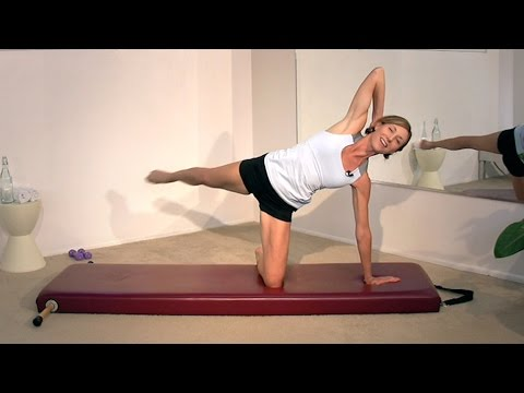 Pilatesology Mat to the Max 15 Minute Advanced Pilates Workout