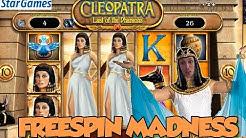 Online Slot - Cleopatra Big Win and LIVE CASINO GAMES (Casino Slots)