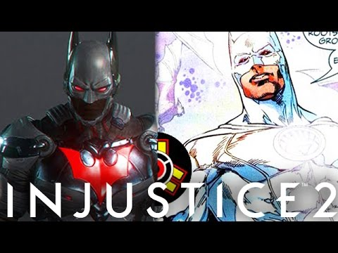 Injustice 2  Batman  Top 10 Gear Costumes! (Injustice Gods Among Us 2) & Injustice 2: