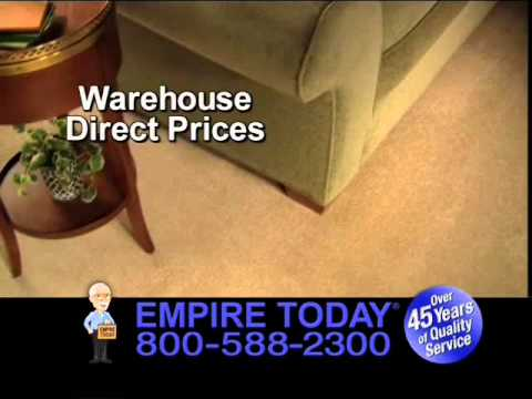 Empire Today - Carpet Commercial Short (2004) - YouTube