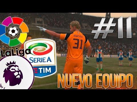 FIFA 17 - Modo Carrera Portero [Cap. #11] BIENVENIDO A EUROPA