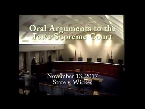 16-1684  State v. Wickes, November 13, 2017