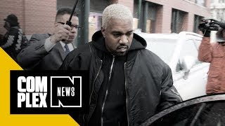 Kanye West Facing Legal Battle Over Yeezy Brand Name