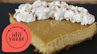 How To Make Pumpkin Cheesecake – İdil Yazar – Recipes