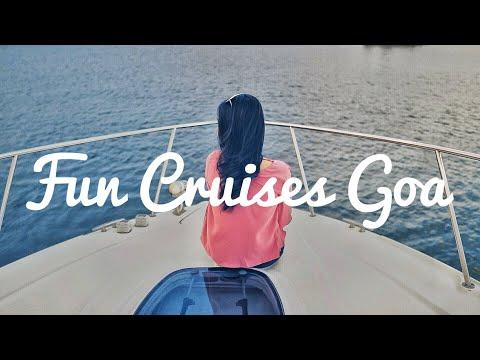 Fun Cruise Goa Vlog | Cruising across Mandovi River