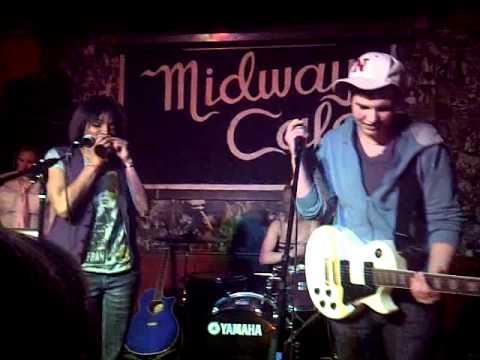"""""""Give Me One Reason"""" - Nebraska: Live @ Midway Cafe"""