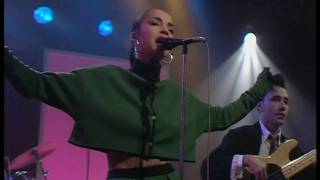 Sade - Is It a Crime - 1985 - The Old Grey Whistle Test ( TV )