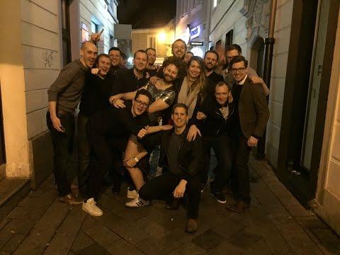 Bratislava Stag Do 2017