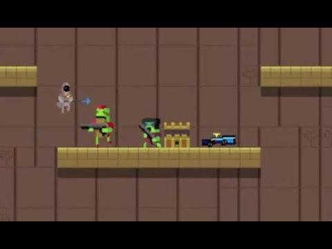 TEMPLE OF BOOM GAME WALKTHROUGH | SHOOTING GAMES