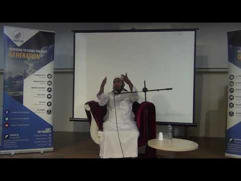 Ash Sheikh Hassan Fareed Mowlavi Tamil Bayan in Dewsbury England SLMWA Part 1 OUT 3