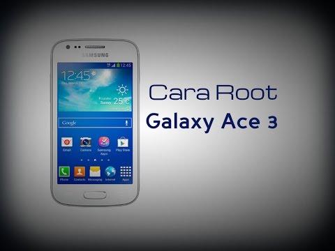 Cara Root Samsung Galaxy Ace 3