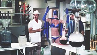 The Batwoman (1968, Mexico) Trailer