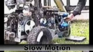 Demo Continuous Variable Transmission Gearbox -  improve fuel mileage