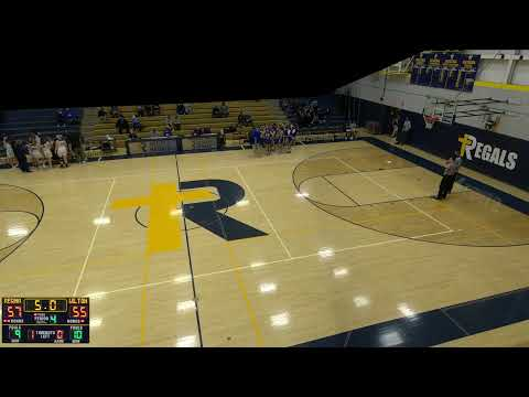 Regina High School vs. Wilton Varsity Womens' Basketball