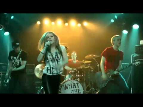 Avril Lavigne - Tik Tok - Music Video