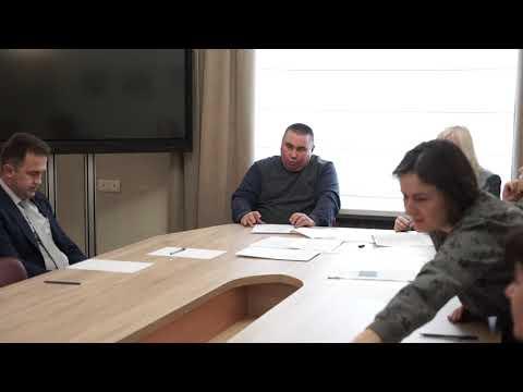 Прес-служба Харківської обласної ради: Засідання конкурсної комісії з обрання керівника КП ХОР
