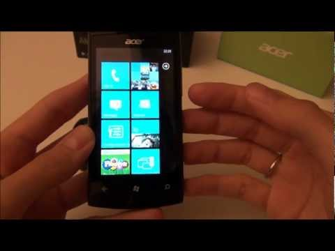 Acer Allegro - La Video Recensione di windowsteca.net