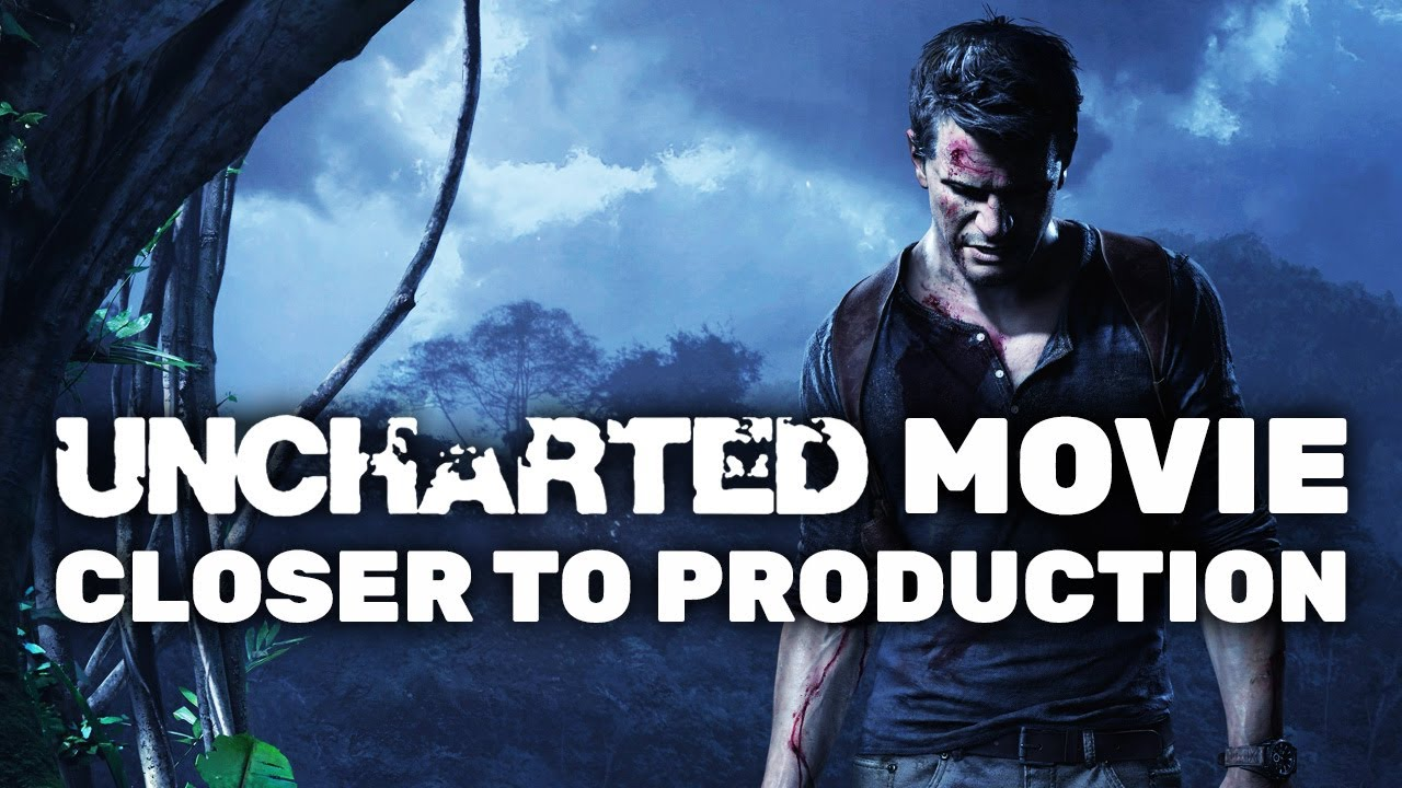 Uncharted Movie Closer To Production Youtube
