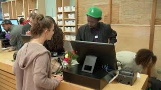 First legal recreational marijuana sales at Harborside in Oakland
