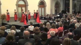 """""""EL GATO MONTES"""" Ballet Triana, Maricarmen Valdéz y Carlos Esteva"""
