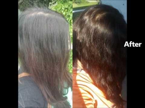 my hair color loreal paris casting cream gloss garnier nutriesse creme youtube