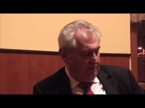 Miloš Zeman o lichvě