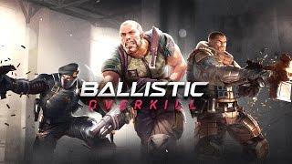 BALLISTIC OVERKILL- FPS ONLINE BRASILEIRO AMBICIOSO