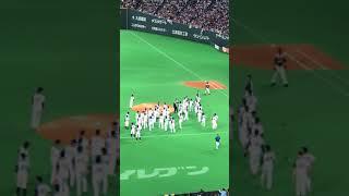 2017.10.04 日本ハムファイターズ 札幌ドーム シーズン最終戦セレモニー...