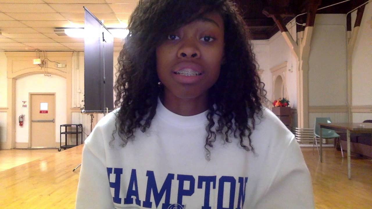 Lovely Hampton University Freshmen Facts: Food And Dorm Rooms Part 22