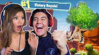 THE MIRACLE RUN - FORTNITE With KUBZSCOUTS