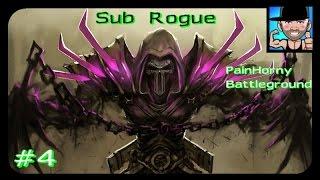 WoW Subtlety Rogue PvP 6.2 | Battleground, Immer auf die kleinen....