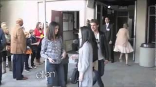 Taylor Swift & Zac Efron Do Ellen's Dance Dare on Selena Gomez