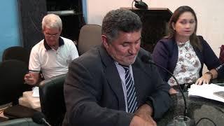 Pronunciamento pequeno expediente João Batista de Araujo