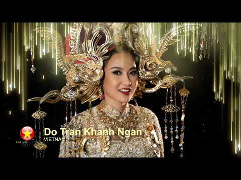 The Miss Globe ™ 2017 - Vietnam