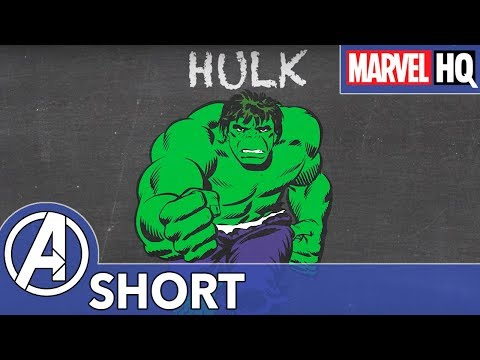 All About Hulk! | Marvel 101 - Hulk