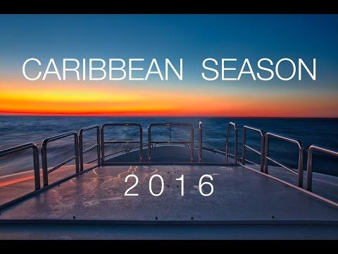 Caribbean Yachting Season 2016