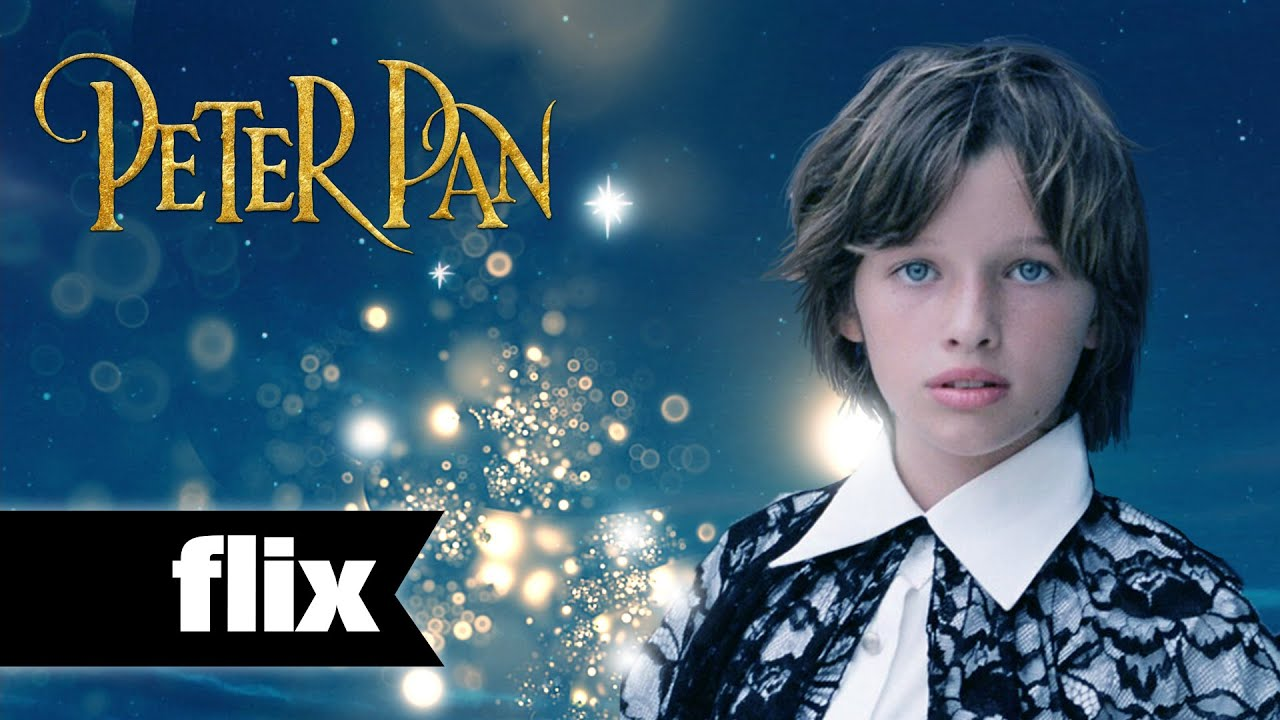 Download Peter Pan Live Action Remake - First Look At Peter & Wendy
